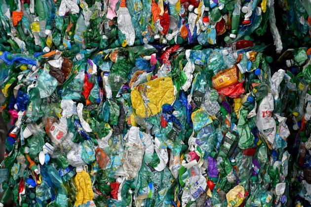 Pour le moment, certains plastiques ne peuvent pas encore être recyclés [LOIC VENANCE / AFP]