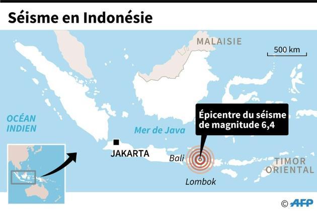 Séisme en Indonésie [AFP / AFP]