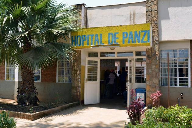 L'hôpital Panzi du docteur congolais Denis Mukwege, prix Nobel de la Paix, le 6 octobre 2018 à Bukavu, en RDC [Alain WANDIMOYI / AFP]