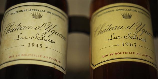 Vin : pas de millésime 2012 pour Yquem