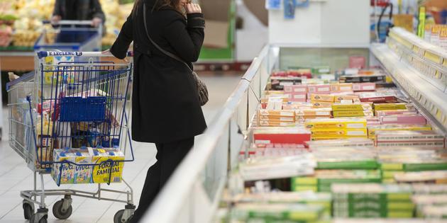 Le panier des consommateurs a atteint un record de prix