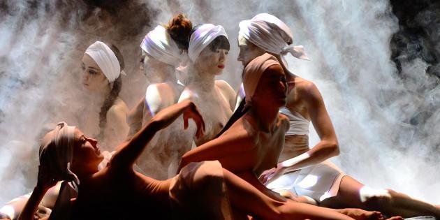 Angelin Preljocaj revisite les Mille et une Nuits