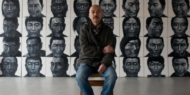 Liu Yi, peintre chinois des immolés tibétains