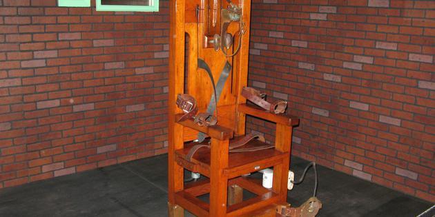 Le premier condamn am ricain ex cut en 2013 a choisi la - Execution en direct chaise electrique ...