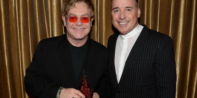 Elton John en retraite à Saint-Tropez