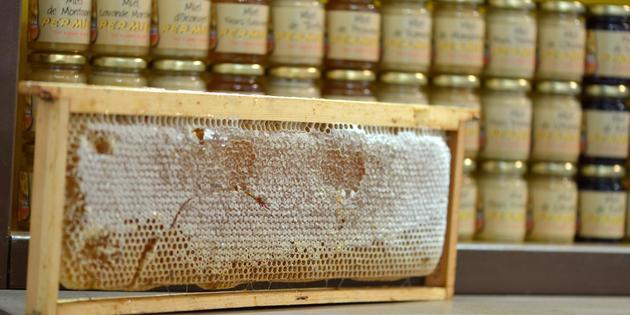 Pourquoi le miel se conserve-t-il