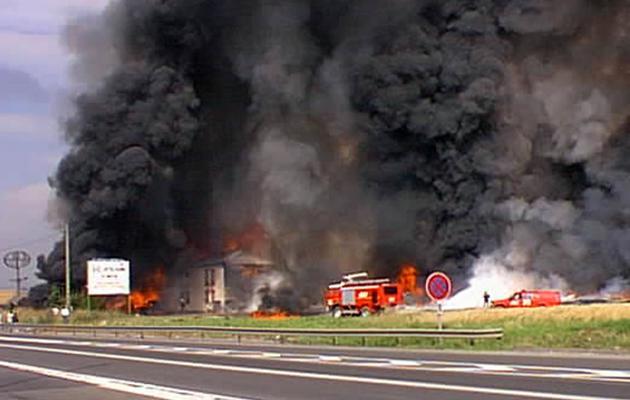 Crash du Concorde le 25 juillet 2000 à Gonesse [ / AFP/Archives]
