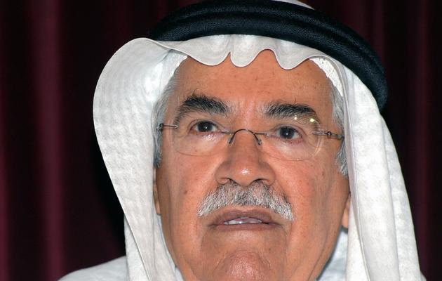 Le ministre saoudien du pétrole Ali al-Nouaïmi, le 28 mai 2007 à Ryad [Fahd Shadid / AFP/Archives]