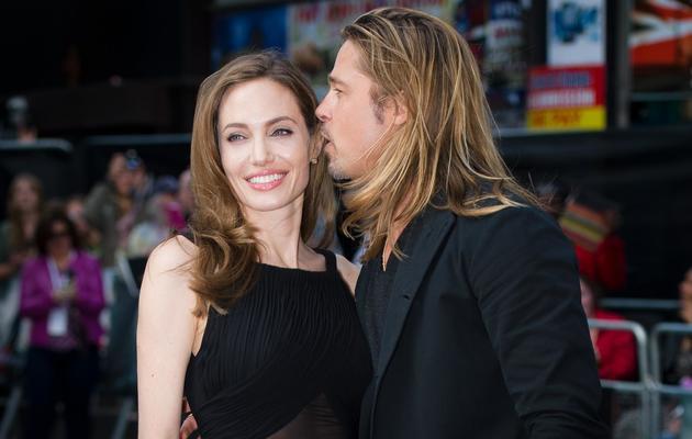 Angelina Jolie, le 2 juin 2013 à Londres [Leon Neal / AFP]
