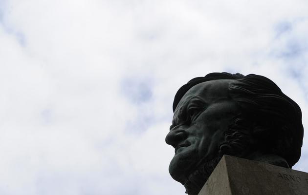 Le buste de Richard Wagner à Bayreuth, dans le sud-est de l'Allemagne [Christof Stache / AFP/Archives]