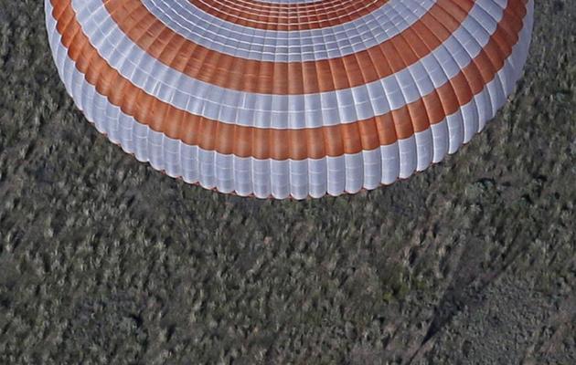 Une capsule russe [Mikhail Metzel / Pool/AFP/Archives]