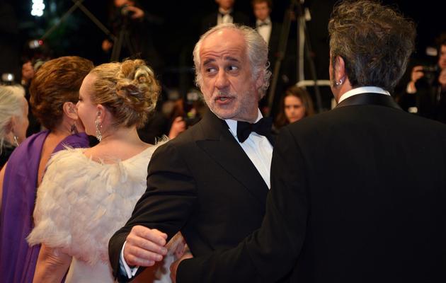 Toni Servillo le 21 mai 2013 à Cannes [Alberto Pizzoli / AFP/Archives]