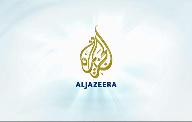 Le logo d'Al-Jazeera [ / Al-Jazeera/AFP]