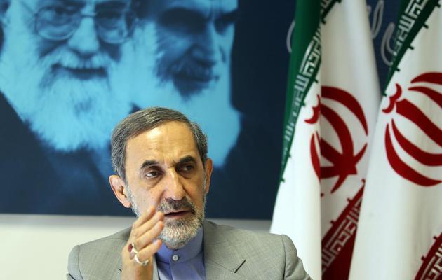Ali Akbar Velayati, candidat à la présidentielle, le 3 juin 2013 à Téhéran [Atta Kenare / AFP/Archives]