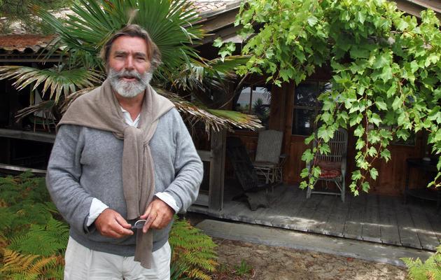Benoît Bartherotte  le 20 août 2007 au Cap Ferret [Pierre Andrieu / AFP/Archives]
