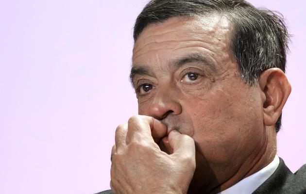 Jean-Louis Nadal, alors procureur général de la Cour de cassation, le 29 avril 2009 à Bordeaux [Jean-Pierre Muller / AFP/Archives]