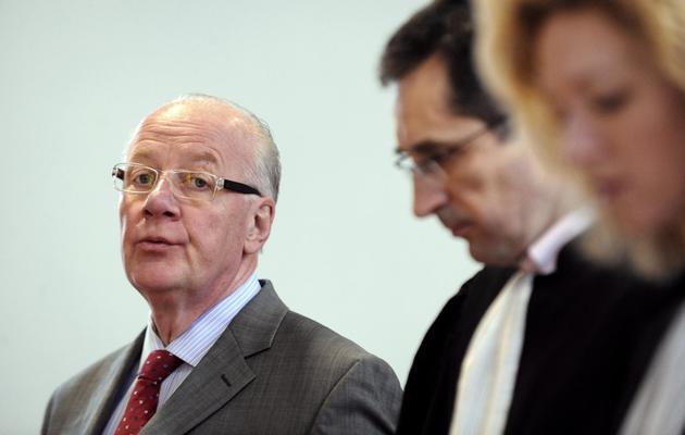 Jean-Louis Mutte, directeur général du groupe Sup de Co Amiens, le 24 mars 2011 lors du procès en première instance [Francois Lo Presti / AFP/Archives]
