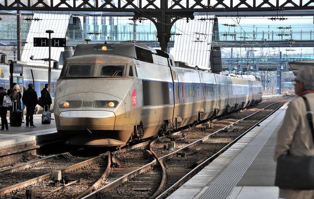 La gare de Lille, le 6 mars 2012 [Philippe Huguen / AFP/Archives]