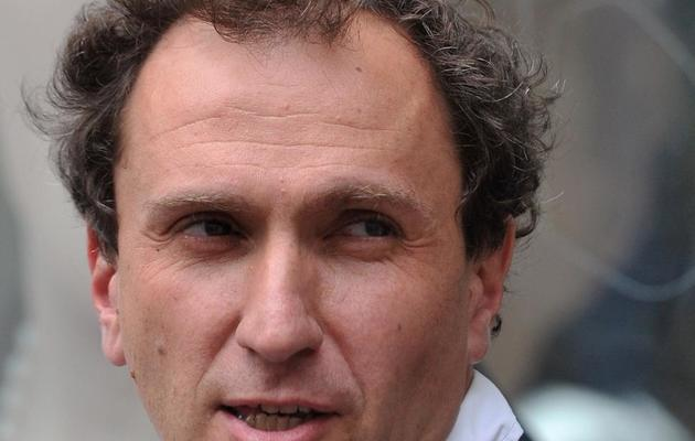Le député PS de Gironde Vincent Feltesse est photographié le 18 mai 2012 à Bordeaux [Pierre Andrieu / AFP/Archives]