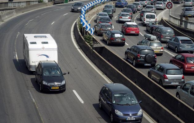 L'autoroute A6 [Jean-Philippe Ksiazek / AFP/Archives]