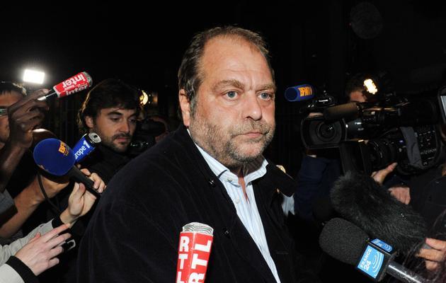 L'avocat pénaliste Eric Dupond-Moretti, le 2 octobre 2012 à Montpellier [Gerard Julien / AFP/Archives]