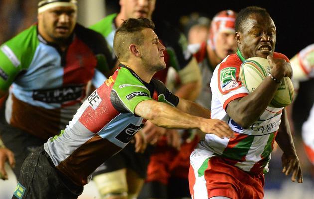 Coupe d 39 europe clermont et les harlequins un pas des - Resultat coupe d europe de rugby en direct ...