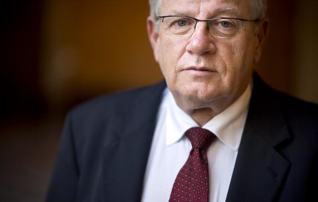 Le rapporteur général du Budget, Christian Eckert, le 25 octobre 2012 à l'Assemblée nationale, à Paris [Martin Bureau / AFP/Archives]