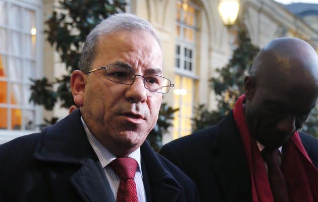 Le président du CFCM Mohammed Moussaoui, le 8 novembre 2012 à Paris [Pierre Verdy / AFP/Archives]