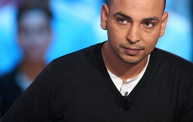 Abdelghani Merah, frère de Mohamed Merah, le 13 novembre 2012, au Grand Journal de Canal+ [Thomas Samson / AFP/Archives]