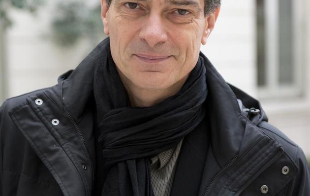 Pascal Durand, secrétaire national d'EELV, le 29 novembre 2012 à Paris [Miguel Medina / AFP/Archives]