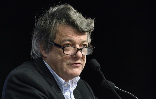 Le président de l'Union des démocrates et indépendants (UDI), Jean-Louis Borloo, le 9 décembre 2012 à Paris [Eric Feferberg / AFP/Archives]