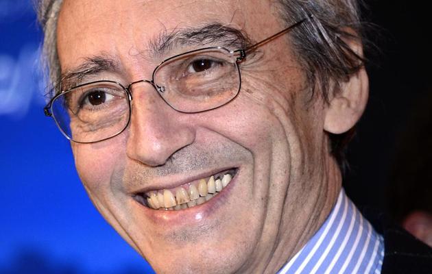 Pierre Pringuet, le 14 février 2013 à Paris [Bertrand Guay / AFP/Archives]