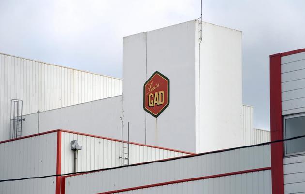 L'abattoir Gad Sas de Lampaul-Guimiliau (Finistère), le 16 mars 2013 [Fred Tanneau / AFP/Archives]