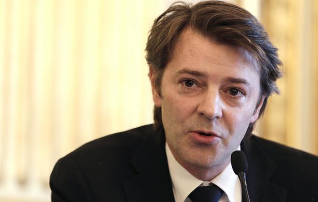 François Baroin le 6 avril 2013 à Paris [Kenzo Tribouillard / AFP/Archives]