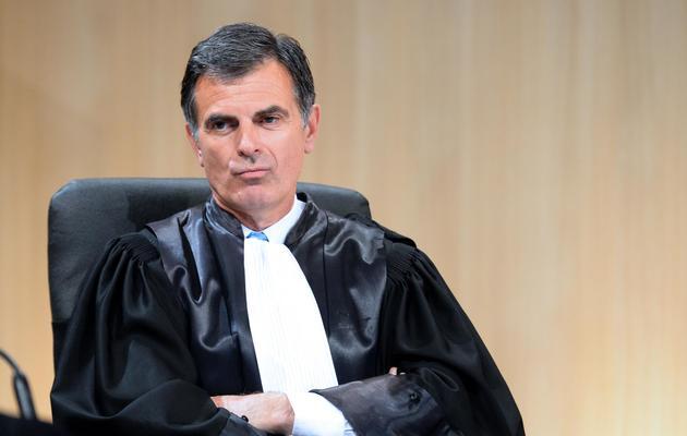 Le procureur Jacques Dallest le 14 mai 2013 au tribunal à Marseille [Gerard Julien / AFP]