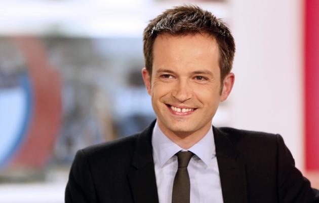 Pierre-Yves Bournazel, l'un des quatre candidats à la primaire UMP pour les municipales de 2014 à Paris, le 14 mai 2013 [Kenzo Tribouillard / AFP/Archives]