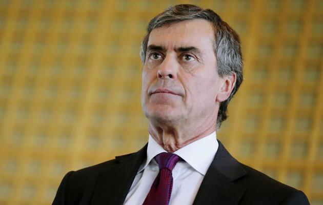 Jérôme Cahuzac, le 4 octobre 2012 à Paris [Kenzo Tribouillard / AFP/Archives]
