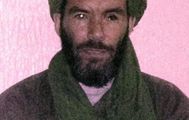 Photo non datée fournie le 24 mai 2013 fournie par le site mauritanien Alakhbar de Mokhtar Belmokhtar [ / ALAKHBAR.INFO/AFP/Archives]