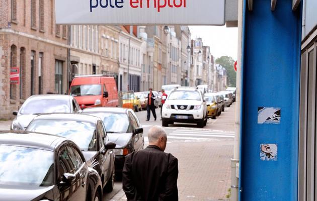 Une agence de Pôle Emploi, le 4 juin 2013 à Lille [Philippe Huguen / AFP/Archives]