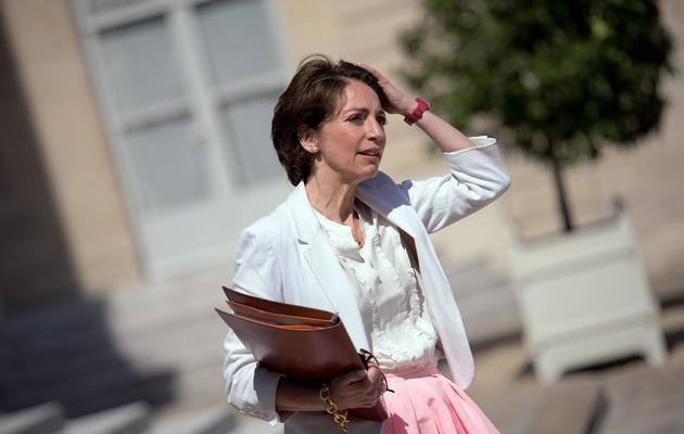 La ministre de la Santé Marisol Touraine le 5 juin 2013 à l'Elysée [Lionel Bonaventure / AFP]