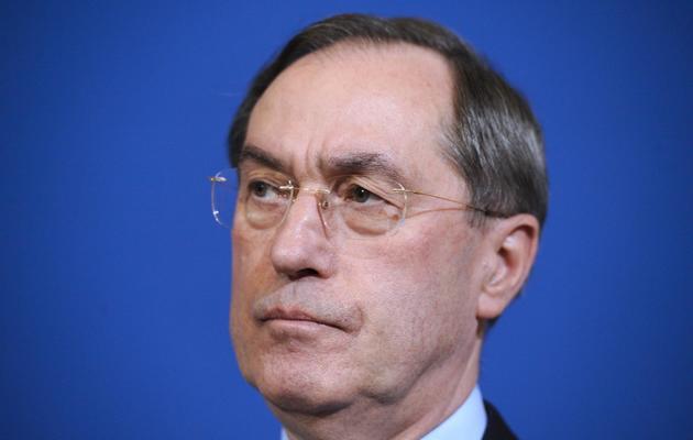 L'ex-ministre de l'Intérieur Claude Guéant, le 14 décembre 2011 à Paris [Bertrand Guay / AFP/Archives]