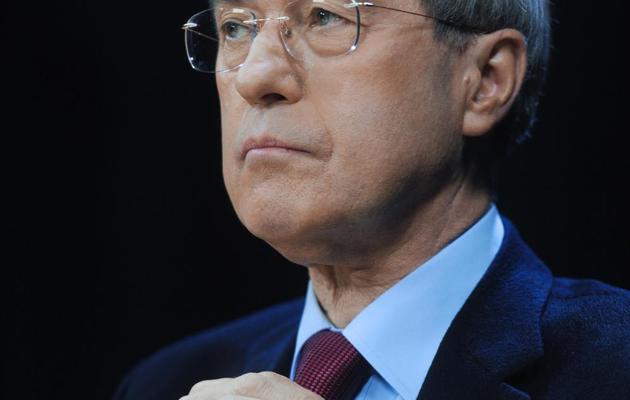 Claude Guéant le 20 novembre 2011 à Paris [Fred Dufour / AFP/Archives]