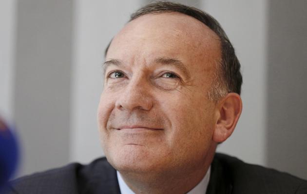Pierre Gattaz, le 13 juin 2013 à Paris [Francois Guillot / AFP]