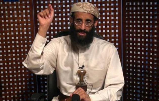 Cette capture d'écran réalisée par Site Intelligence Group en octobre 2010 montre l'imam radical Anwar Al-Aulaqi [Site Intelligence Group / Site Intelligence Group/AFP/Archives]