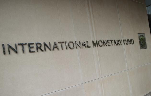 Le siège du FMI à Washington [Mandel Ngan / AFP/Archives]