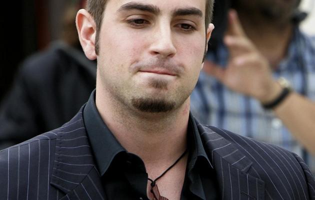 Le chorégraphe australien Wade Robson, le 5 mai 2005 à Santa Maria, en Californie [Hector Mata / AFP/Archives]