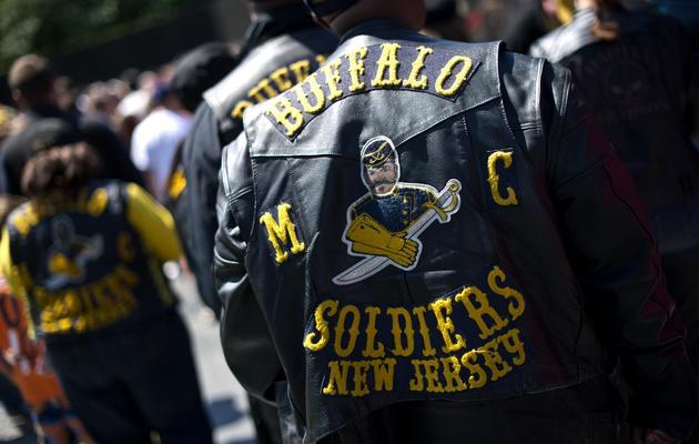 Des anciens combattants, le 25 mai 2013 à Washington [Nicholas Kamm / AFP]
