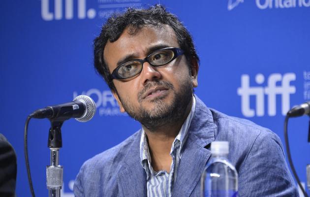 Le réalisateur indien Dibakar Banerjee, le 11 septembre 2012 à Toronto [Alberto E. Rodriguez / Getty Images/AFP/Archives]