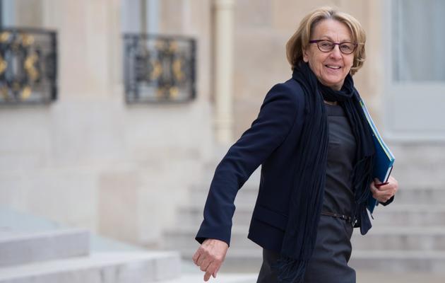 La ministre de la Fonction publique, Marylise Lebranchu, le 14 mai 2013 à Paris [Bertrand Langlois / AFP/Archives]