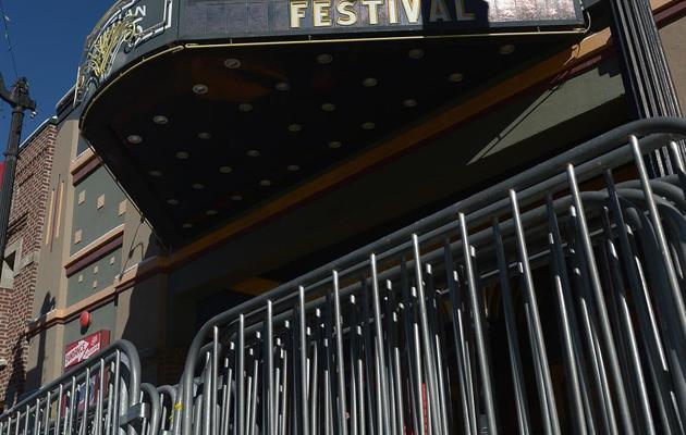 Park City s'apprête le 16 janvier 2013 à accueillir le festival du film de Sundance [Michael Loccisano / AFP/Getty Images]